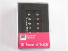 Seymour Duncan SH-4 JB Bridge Humbucker Black
