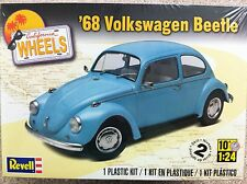 Revell 1968 Volkswagen Beetle 1/24 Scale Plastic Model Kit 85-4192