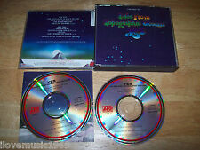 RARE Yes 2 CDs EXCELLENT Tales From Topographic Oceans BMG D 202112 Atla 2 908-2