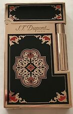 S.T. Dupont Limited Edition Travel In Time Ligne 2 Lighter, Hermitage 16982 NIB