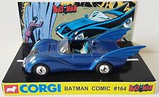 CORGI 1:50 DC Batman Comic 164 BATMOBILE Model Car on Custom Repro Display Base