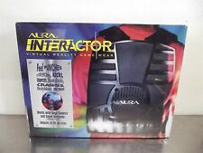 Aura Interactor Virtual Reality Game Wear ~ NEW! ~ Free Shipping! ~ R823