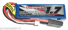 Turnigy 1700mAh 2s 7.4v 20c 30c LiPo for Traxxas 1/16 Mini E-Revo Summit Slash