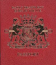 BADLY DRAWN BOY BORN IN THE UK PASSPORT DELUXE PACKAGE CD BONUS DVD NEW SEALED