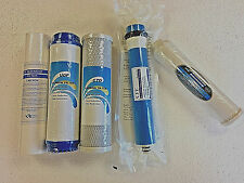 5 Stage Reverse Osmosis Replacement Water Filter Set fit Purenex RO