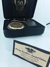 HARLEY DAVIDSON LIMITED SWISS POCKET WATCH