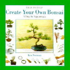 Create Your Own Bonsai (Step-by-step), Ken Norman