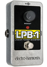 New Electro-Harmonix EHX LPB-1 Linear Power Booster Preamp Guitar Pedal