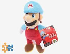 "Super Mario ICE MARIO 7 3/4"" World of Nintendo 2017 Soft Plush Figure ""NEW"""
