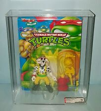 TMNT AFA - 1993 HOT SPOT SERIES 6/52 BACK - AFA NM|80 [85|80|85] RARE!!
