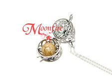 HARRY POTTER BEZOAR STONE LOCKET PENDANT NECKLACE HALF-BLOOD PRINCE POTIONS