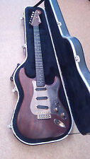 MOON Custom (PGM) Strat Electric Guitar, Made in Japan, Late 1980's