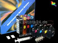 CISS CIS Brother LC900 LC-900 LC 900 x 4 Schlauchsystem MFC-425CN  MFC-5440C DCP