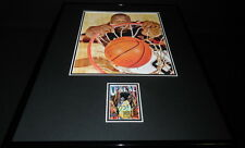 Shaquille O'Neal Signed Framed 16x20 DUNK Photo Display Heat Lakers Celtics LSU