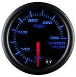 52mm GlowShift Tinted 7 Color Water Temperature Gauge - GS-T706