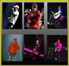 JUSTIN BIEBER PURPOSE TOUR PHOTOS CD 1200 LIVE CONCERT (NOT PROMO VIP)