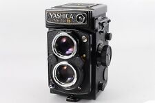 【Exc+++】 Yashica mat 124 G 6x6 TLR w/Yashinon 80mm F/2.8 F/S from Japan #2113