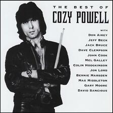 COZY POWELL - THE BEST OF CD ~ DRUMMER / DRUMS ~ GARY MOORE~JEFF BECK 70's *NEW*