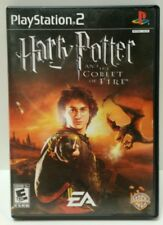 Harry Potter and the Goblet of Fire (Sony PlayStation 2, 2005) PS2 Video Game