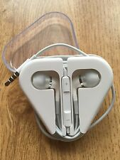 Genuine Apple iPhone 6S 6 Plus 5C 5S In Ear Headphones Handsfree With Remote Mic
