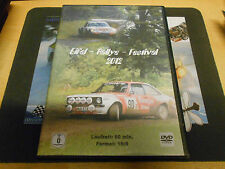 DVD Rallye Eifel Historic Rally Party 2012 Slowly Sideways S1 911 Röhrl 60m