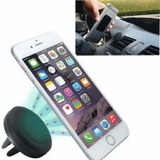 Universal Pocket Sized Portable Magnetic Smartphone/GPS Car Vent Mount Holder