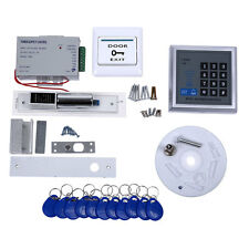 180KG Kit Access Control Electric Magnetic Door Lock ID Card Password System