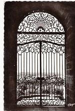BF14090 la reole ironde portail en fer forge du couvent france  front/back image