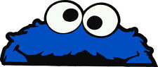 COOKIE MONSTER Sticker Decal Vinyl JDM Euro Drift Lowered illest Fatlace