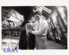 ! Moonraker James Bond VINTAGE Photo candid on set