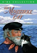 XMAS - The Mousehole Cat (DVD) NEW, Animated Children's XMAS Tale Cornwall, Eng.