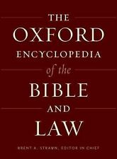 Oxford Encyclopedias of the Bible: The Oxford Encyclopedia of the Bible and...