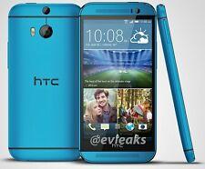 """Nuevo 5"""" HTC One M8 Libre 4G LTE Quad-core 4MP 32GB TELEFONO MOVIL Azul Blue"""