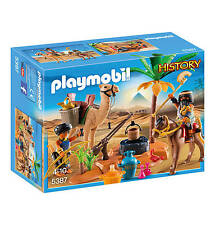 Playmobil 5387  Egyptian Grave Robber Oasis Camp  New / Sealed 2016