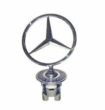 Mercedes Benz Standing Star Conversion to Flat Mount Hood Emblem