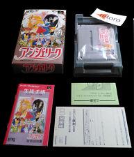 ANGELIQUE Super Famicom Nintendo SFC SNES Jap Koei Completo Good Condition
