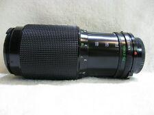 "Canon  70-210mm Macro Zoom  Lens   ""Canon New FD Mount""  Excellent"