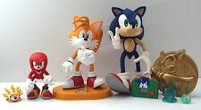 Sonic The Hedgehog Rare Figures + Lot! Talking Toys,Classic Sega,Good Condition!
