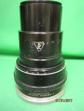 Vintage Bausch & Lomb Cinemascope 35mm Cine Projector Anamorphic lens
