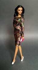 NEW cocktail dress. Fits Fashion Royalty Integrity Toys 12 inch dolls
