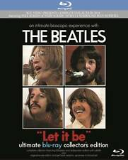 The Beatles / Let it Be Ultimate Collector's 2x Blu-Ray Edition.  637min F/S