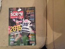 The Scrum Rugby Magazine issue 78
