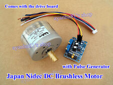 Reversible Japan Nidec DC Brushless Motor Driver Board Pulse Generator PWM Speed