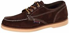 Sebago Fairhaven Leather Shoes (9.5) Brown B20945