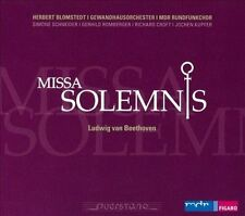 Beethoven: Missa Solemnis, New Music