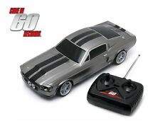 GREENLIGHT 1:18 RC RADIO CONTROL 1967 FORD MUSTANG ELEANOR GONE IN SIXTY SECONDS