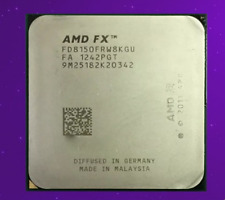 Free shipping AMD FX-Series FX-8150 3.6GHz Socket AM3+ CPU Processor