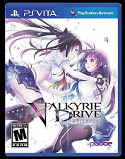 Valkyrie Drive - Bhikkhuni - US version PS Vita BRAND NEW FREE SHIPPING