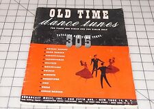 OLD TIME DANCE TUNES FOR PIANO AND VIOLIN AND FOR VIOLIN ONLY