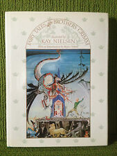 TALES OF THE BROTHERS GRIMM - KAY NIELSEN (illus) - HB DJ 1979 FIRST EDN thus